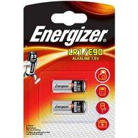 Energizer LR1 Batteries   2 Pack