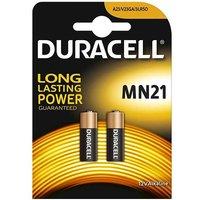 Duracell MN21 Batteries   2 Pack