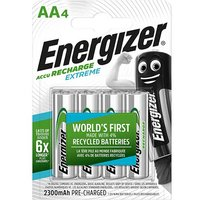 Energizer Extreme AA Batteries   Rechargeable   4 Pack
