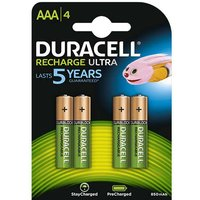 Duracell Recharge Ultra AAA Batteries   Rechargeable   4 Pack