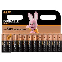 Duracell Plus Power AA Batteries   12 Pack