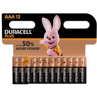 Duracell Plus Power AAA Batteries   12 Pack