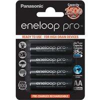 Panasonic Eneloop Pro AA Batteries   4 Pack