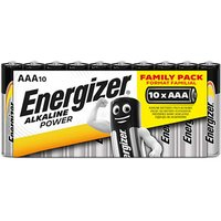 Energizer AAA Batteries   10 Pack
