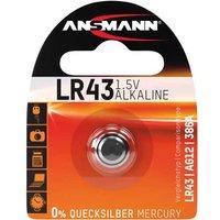 Ansmann LR43 Battery
