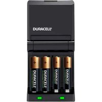Duracell Hi Speed Battery Charger   Batteries Included