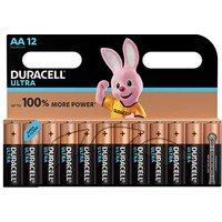 Duracell Ultra Power AA Batteries   12 Pack