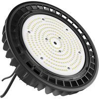 QPS 100W High Efficiency LED High Bay   17000lm   5700K   Dimmable