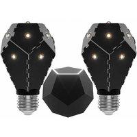 Nanoleaf Ivy 7 5W E27 GLS Smart LED   White   Starter Pack