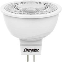 Energizer 4 8W MR16 LED   35W Replacement   360lm   4000K   Non Dimmable