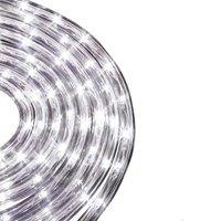 PowerMaster 8W LED Linkable Rope Light   10m Length   6500K   Splashproof