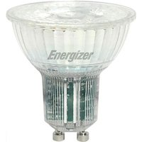 Energizer 5 5W Glass GU10 LED   50W Replacement   345lm   3000K   Dimmable