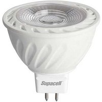 Supacell 5W MR16 LED   50W Replacement   425lm   3000K   Non Dimmable