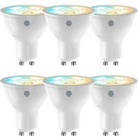 Hive 5 4W GU10 Smart LED   Warm To Cool White   6 Pack