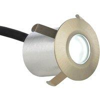 Culina 0 5W LED Plinth Decking Light   20lm   6000K   Circular