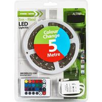 Powermaster LED 5M Flexi Strip Light  Multi colour