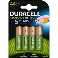 Duracell Recharge Ultra AA 2500mAh Batteries