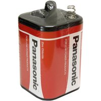 Panasonic PJ996   4R25 6V Battery
