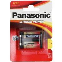 Panasonic 2CR5 Lithium Photo Battery