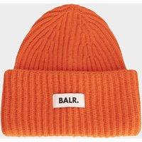 BALR. Rib Beanie Vibrant Orange