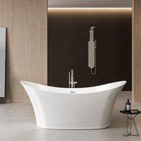 Charlotte Edwards Harrow 1700mm Freestanding Bath