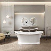 Charlotte Edwards Purley Freestanding Bath - 1700mm