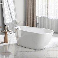 Charlotte Edwards Phobos 1500mm Contemporary Freestanding Bath