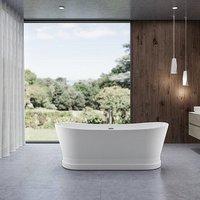 Charlotte Edwards Jupiter 1700mm Freestanding Bath