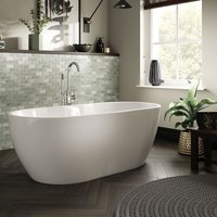 The White Space Senna Freestanding Bath