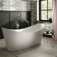 The White Space Sulis Freestanding Bath 1800 x 800mm