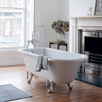 Burlington Blenheim Single Ended 1700mm Freestanding Bath