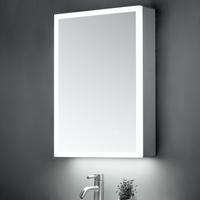 Ella Single Door Mirror Cabinet LED Surround