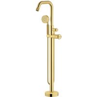 Industrial Floor Standing Bath Shower Mixer