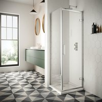Sommer 8 Hinge Door Shower Enclosure