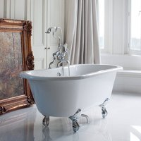 Burlington Windsor Traditional Freestanding Bath