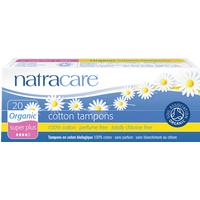 Natracare Organic Super Plus Tampons