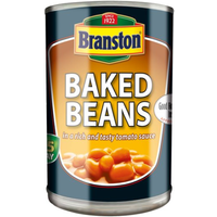 Branston Baked Beans in a Rich and Tasty Tomato Sauce 410g