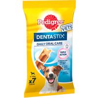 Pedigree Dentastix Small Dog treats 7 Sticks 110g