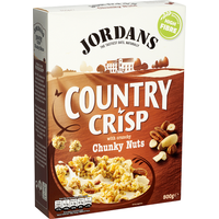 Jordans Country Crisp with Crunchy Chunky Nuts 500g