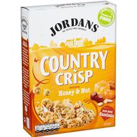Jordans Country Crisp Delicious Honey & Nut 500g