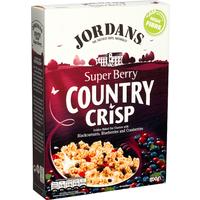 Jordans Super Berry Country Crisp 500g