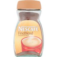 NESCAFÉ Fine Blend Instant Coffee 100g
