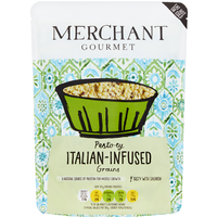 Merchant Gourmet Pesto-ey Italian-Infused Grains 250g