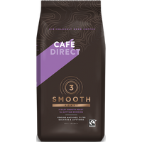 Cafédirect Fairtrade Smooth Roast Ground Coffee 750g