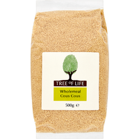 Tree of Life Wholemeal Cous Cous 500g