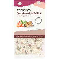 Cooks & Co Seafood Paella 190g