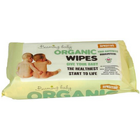 Beaming Baby Organic, Sensitive Baby Wipes