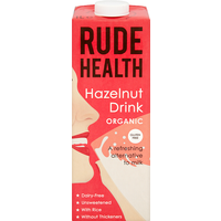 Rude Health Organic Hazelnut Drink 1L