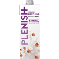 Plenish Organic Hazelnut Dairy Free Milk Alternative 1L