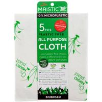 Maistic Micro Plastic Free Cloth 5pcs